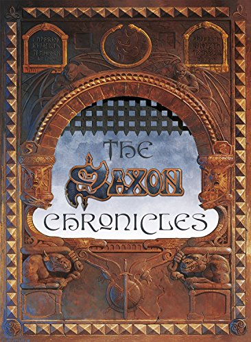 Saxon - The Saxon chronicles (2DVD+CD)