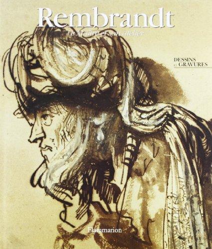 Rembrandt, le Maître dans son Atelier, ...