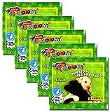 Panini - Amici Cucciolotti Mission Tierfreunde - Sammelsticker 5 Booster Packungen 25 Sticker - Deutsche Ausgabe