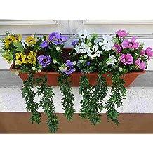suchergebnis auf f r k nstliche balkonpflanzen. Black Bedroom Furniture Sets. Home Design Ideas