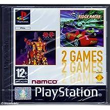 PS One Twin Pack - Tekken/ Ridge Racer [Importación Inglesa]