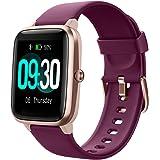 Willful Smartwatch,Reloj Inteligente con Pulsómetro,Cronómetros,Calorías,Monitor de Sueño,Podómetro Monitores de Actividad Im