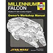 Millennium Falcon Manual: 1977 Onwards (Modified YT-1300 Corellian Freighter) (Owners Workshop Manual) by Ryder Windham (2011-11-03)