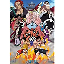AbyStyle - Poster One Piece - Marine Ford 98x68cm - 3700789210245