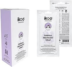 ikoo Haarmaske Thermal Treatment Wrap - Detox & Balance, 5 Stück