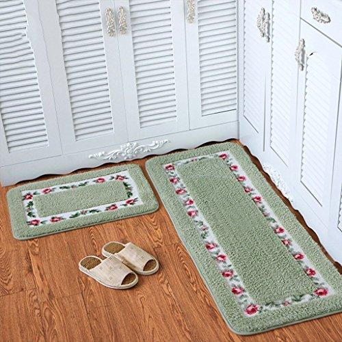 ... MOMO Schlafzimmer Bedside Stall Eingang Halle Küche Matten Badezimmer  Tür Rutschige Matratze Streifen Tür Pad Pad ...