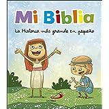 Mi Biblia: La historia más grande en pequeño (Biblias infantiles) - 9788428552585