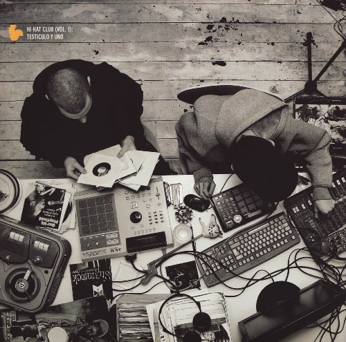 Preisvergleich Produktbild Hi-Hat Club Vol.1 [Vinyl LP]