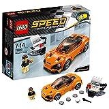 LEGO Speed Champions McLaren 720S 161pieza(s) juego de construcción - juegos de construcción (Multicolor, 7 año(s), 161 pieza(s), 14 año(s), 5 cm, 4 cm)