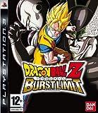 DRAGON BALL Z BURST LIMIT PS3