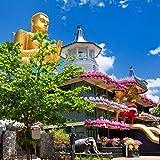 lunaprint Temple In Dambulla Sri Lanka Asia Home Decor Art