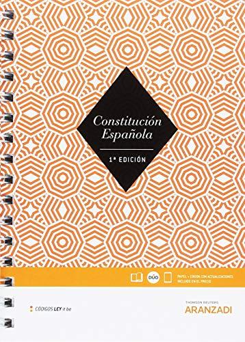 Constitución Española (Código Básico) por Departamento de Redacción Aranzadi