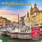A Walk in Rome 2019 Calendar