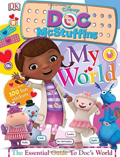 My World: Doc McStuffins - Mcstuffins Reader Easy Doc