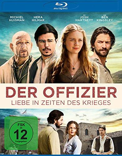 Der Offizier - Liebe in Zeiten des Krieges [Blu-ray]