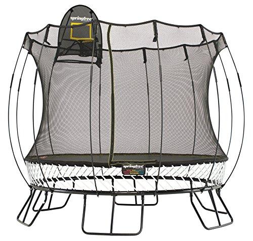 Springfree R79 - Medium Round Ø 300 cm reine Sprungfläche (entspricht Durchmesser 360 cm) inkl. Netz