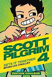 Scott Pilgrim, tome 4 : Gets it together (édition couleur)