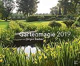Gartenmagie 2019 - Gartenkalender (58 x 48) - Landschaftskalender - Naturkalender