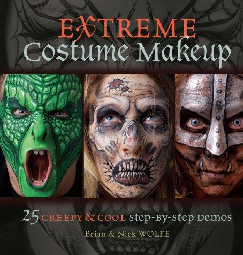 up: 25 Creepy & Cool Step-By-Step Demos ()