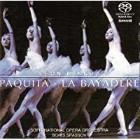 Minkus, L.: Bayadere (La) / Paquita (Sofia National Opera Orchestra, Spassov