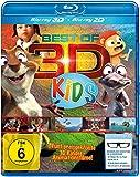 Best of 3D für Kids - Der große 3D Kinderspaß [3D Blu-ray] - -