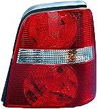 HELLA 2VP 008 759-061 Heckleuchte, rechts, 12V, Glühlampen-Technologie, mit Lampenträger, mit Glühlampen
