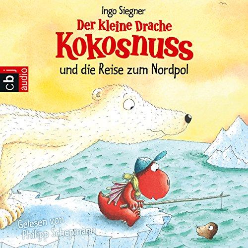 Buchseite und Rezensionen zu 'Der kleine Drache Kokosnuss und die Reise zum Nordpol' von Ingo Siegner