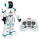 Xtrem Bots - Robbie, Robot Juguete Teledirigido Programable, Robots para Niños 5 Años O Más Educativos, Juguetes Robótica Edu