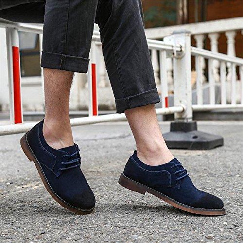 Miyoopark , Chaussures à lacets homme noir foncé