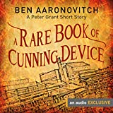 A Rare Book of Cunning Device by Ben Aaronovitch front cover