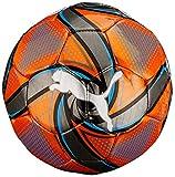 Puma Future Flare Mini Ball Balón de Fútbol, Unisex niños, Orange /Blast/Bleu Azur/ Black