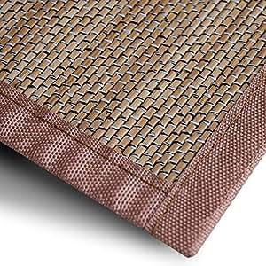 Tapis de cuisine bambou casa pura hypoallerg nique for Amazon tapis de salon