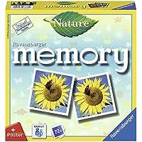 Ravensburger - Memory, diseño naturaleza (26633 3)