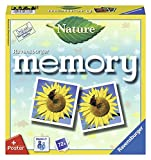 Ravensburger Italy- Rav Memory Nature 26633, Multicolore, 878202