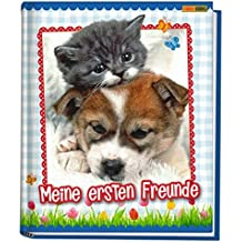 Tierbabys  Kindergartenfreundebuch: Meine ersten Freunde