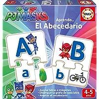PJ Masks - Aprendo El Abecedario (Educa Borrás 17251)