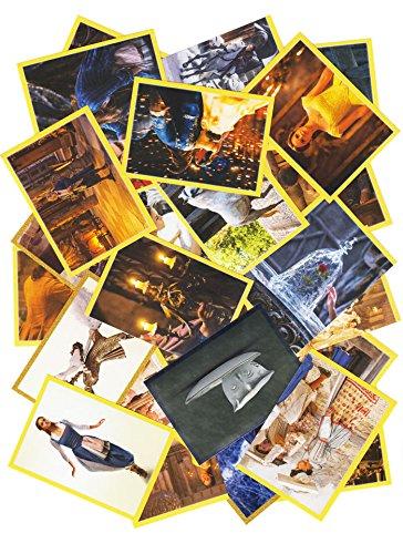 Preisvergleich Produktbild Panini - Die Schöne und das Biest - 50 Sammelsticker gemischt - keine doppelten Bilder - Deutsche Ausgabe