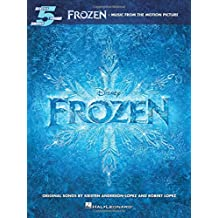 Frozen: Music From The Motion Picture (Five Finger Piano): Songbook für Klavier
