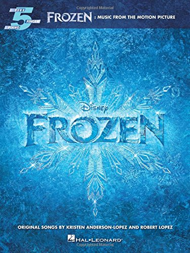 Frozen: Music From The Motion Picture Soundtrack (Five Finger Piano)
