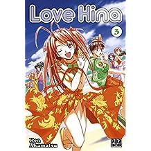 Love Hina T03