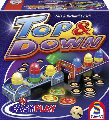 Schmidt Spiele 49009 Easy Play: Top & Down