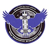Spazio: 1999 Eagle Transporter Development Team Patch