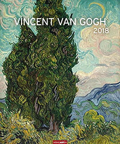 Vincent van Gogh - Editions-Kalender 2018 - Weingarten-Verlag - Kunstkalender - Wandkalender - 46 cm x 55 cm