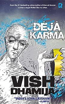 Deja Karma by [Dhamija, Vish]