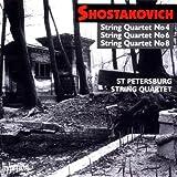 String Quartets Nos. 4, 6 and 8