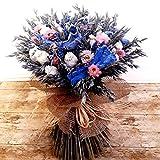 Ramo Blue Essence Flores Secas PORTES GRATIS