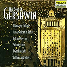The Best Of Gershwin [Import allemand]