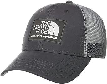 The North Face Unisex's Mudder Trucker Cap Weimaraner Brown/TNF Black, One Size