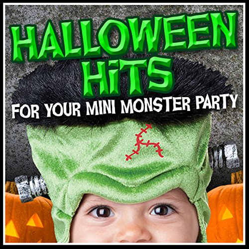 Halloween Hits For Your Mini-Monsters' Party