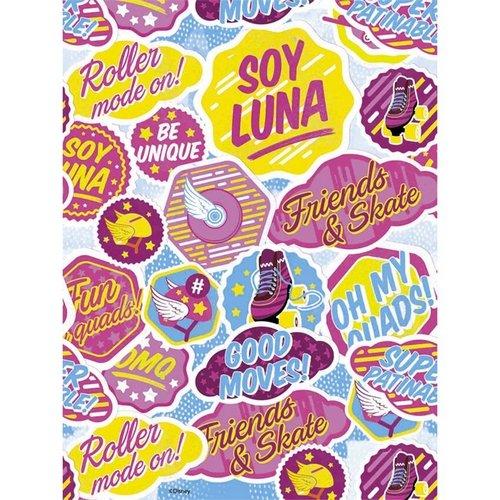 Mantel de plástico Soy Luna 120x180 cm
